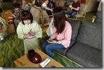 2016.04.06奈良的民宿。一到民宿就有媽媽桑親切的引導、奉茶。-2