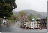 2014.04.07遊完八阪神社、圓山公園後,路過高台寺門口,往八阪塔途中。