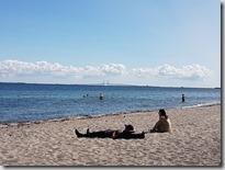 20170823_132317在海邊曬太陽,渡過慵懶的午後時光。