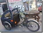 20170823_這個腳踏車前方架子可以放東西也可以溜小孩,還能加車棚。