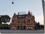 20170823_哥本哈根市區古老的遊樂園,現在其實已經八九點了,天還很亮。