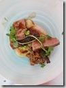 20170824_藍湖溫泉晚餐,美味的羔羊肉。