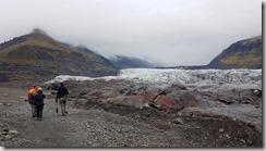 20170827_結束冰川健行,打道回府了。