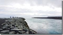 20170827_冰河湖另一頭往鑽石海灘處。3