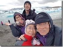 20170827_冰河湖全家留影。
