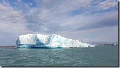 20170827_冰河湖遊船由湖上觀賞各種浮冰。2