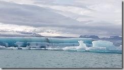 20170827_冰河湖遊船由湖上觀賞各種浮冰。5