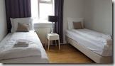 20170828_民宿〈設備齊全的公寓〉房間之一。