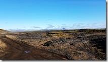 20170830_20170830_火山洞之旅最開始要在這種地形開約50分鐘的車。這是剛開始的車道。