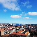 20170823_由救主堂頂端眺望哥本哈根市區。.jpg