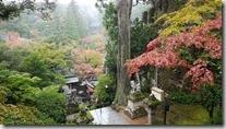 20171029_那谷寺可以看到的楓葉只有這樣。1