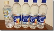 20171102_從日本努力扛了12瓶奶茶味的透明水回來分享大家,才驚聞台灣已經有進口了,汗!