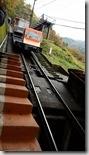 20171030_先由立山車站搭登山鐵道纜車到美女平。