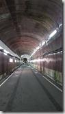 20171030_通過長長隧道要去搭車到扇澤