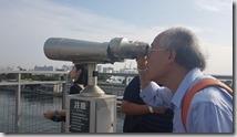 20171103_可以從眺望台上眺望高雄港區1