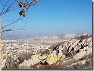 20171229_131841卡帕多奇亞地區風化地形。午餐餐廳附近可以俯瞰鴿子谷。1