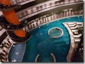 20180102_185752帕穆嘉麗住宿飯店中庭泳池