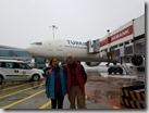 20180104_102638要搭國內機去伊斯坦堡,這般是我們要搭的國內機。