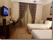 20180104_200901伊斯坦堡住宿佩拉皇宮酒店,房間內部。1