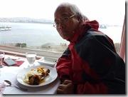 20180105_124009中午在托普卡匹皇宮內的餐廳享用羊膝料理1
