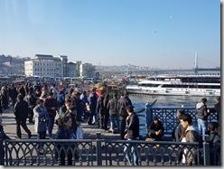 20180106_144620伊斯坦堡接上永遠都有可怕的人潮和車潮1
