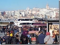 20180106_144730伊斯坦堡接上永遠都有可怕的人潮和車潮5