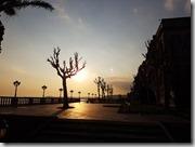 20180105_164251齊拉岡皇宮酒店喝下午查之後可到酒店外欣賞博斯普魯斯海峽的美景3