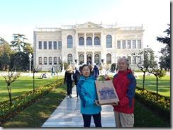 20180106_120319參觀完多瑪巴切皇宮後買的鬱金香紀念杯1