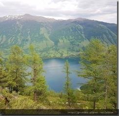 20180613_174044喀納斯湖自然保護區內的美景。4