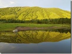 鑒苑山莊周圍的美景。6