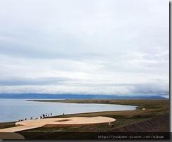 20180616_161530照片很難看出賽里木湖的秀美、浩瀚。
