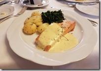 20190424_125103今天的午餐--海德堡騎士之家料理--主餐鮭魚