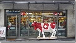 20190426_171621牛身上是瑞士的國旗,是由神聖羅馬帝國的统治者赐予施维茨(Schwyz)的人民,作為自由的象徵