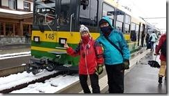 20190428_091302準備搭少女峰登山火車上少女峰