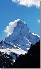 20190429_170048造形特殊的馬特洪峰是觀光客必訪策馬特的主要理由之一