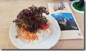 20190502_115353在新天鵝堡山腳下的浪漫餐廳午餐--前菜沙拉