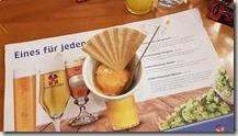 20190430_203945晚餐是策馬特民俗風味料理--了杏桃酒的飯後冰淇淋