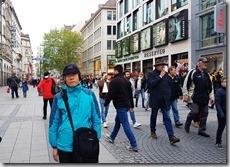 20190503_172109我也是慕尼黑市區名品街上的一員喔!
