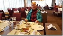 20190428_071904住在少女峰山城第一頓早餐