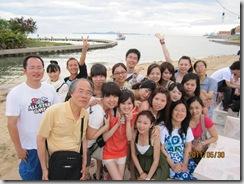 泰國旅遊第二天合影
