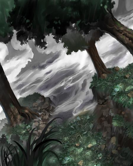 卡片_迷霧森林