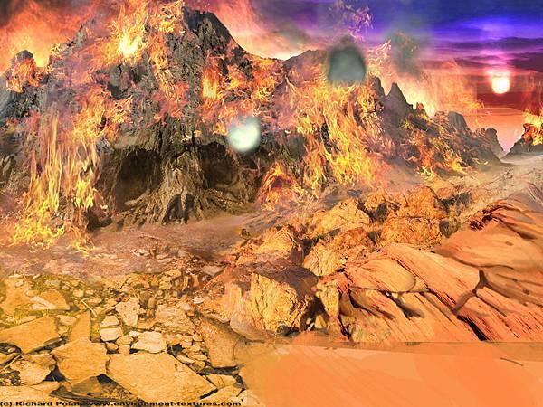 西遊記_火焰山