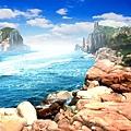 西遊記_海岸