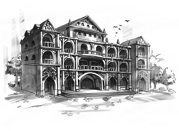 中古世紀城堡04
