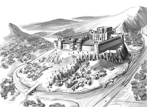 中古世紀城堡11