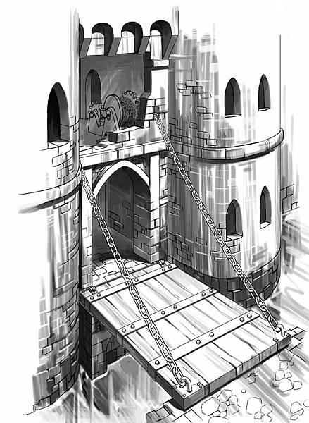 中古世紀城堡13