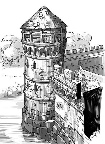 中古世紀城堡15