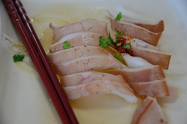 Day2_星月灣餐廳-小管沙拉.JPG