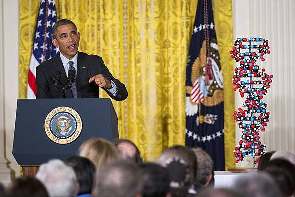 Obama - Precision Medicine