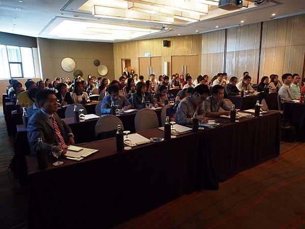 泰國演講與會